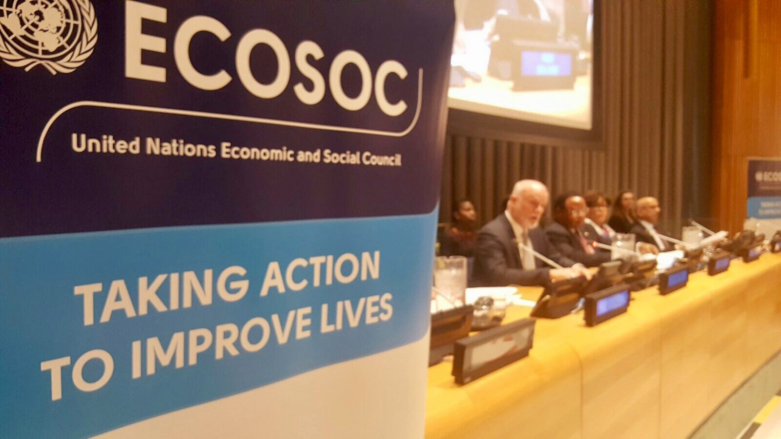 ECOSOC Partnership Forum: Infrastructure