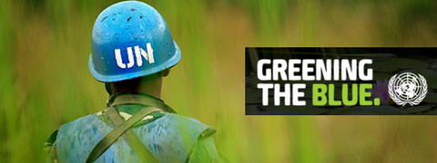 Leading by Example: The UN goes Green