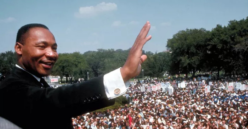A message from MLK on his day!
