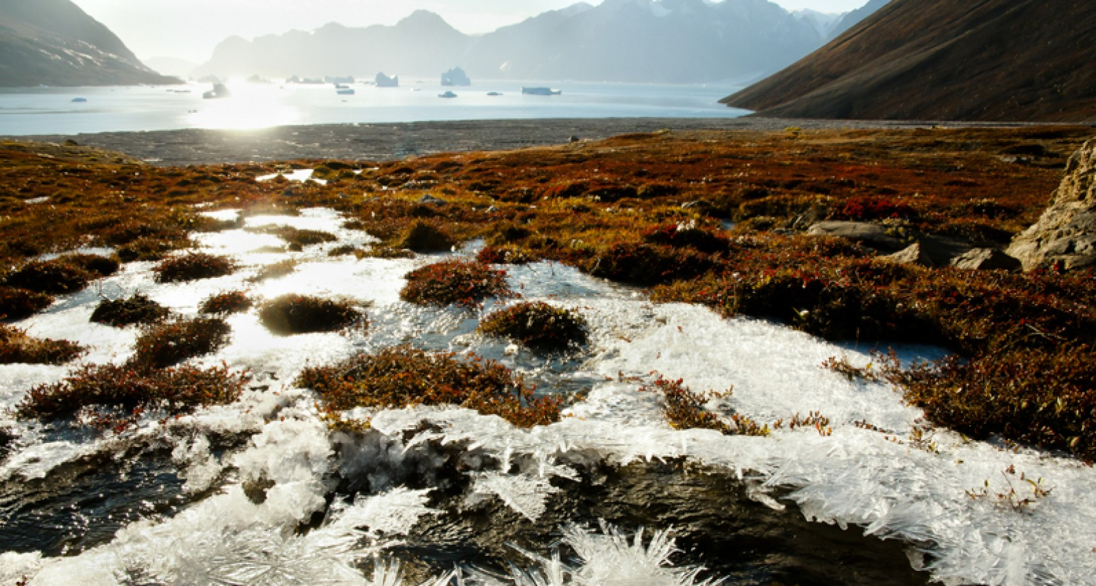 The Dangers underneath the melting of the permafrost