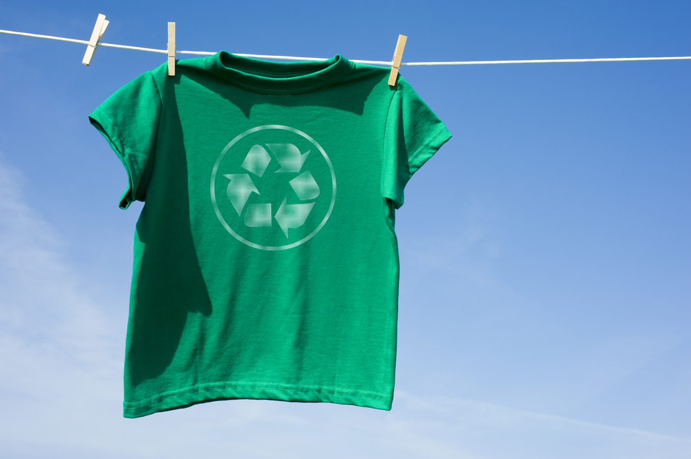 Give Me 5 for Sustainable Laundry!